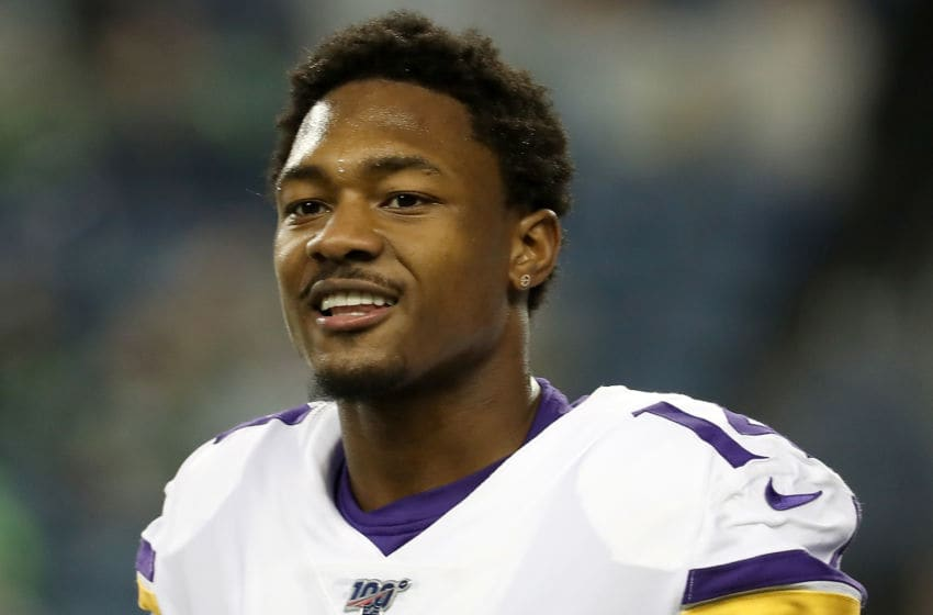 (Photo by Abbie Parr/Getty Images) Stefon Diggs
