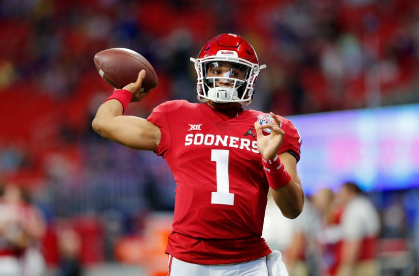 (Photo by Kevin C. Cox/Getty Images) Jalen Hurts