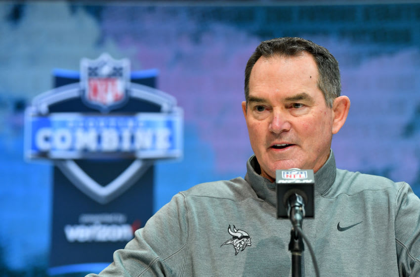 (Photo by Alika Jenner/Getty Images) Mike Zimmer