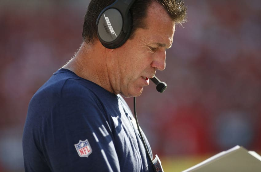 (Photo by Brian Blanco/Getty Images) Gary Kubiak