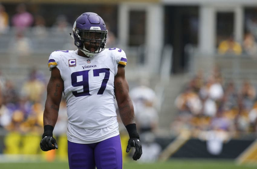 (Photo by Justin K. Aller/Getty Images) Everson Griffen
