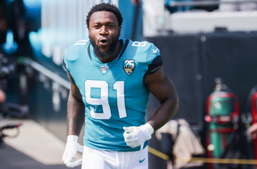 (Photo by Harry Aaron/Getty Images) Yannick Ngakoue