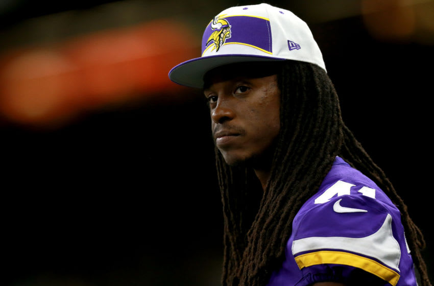 Anthony Harris #41 of the Minnesota Vikings (Photo by Sean Gardner/Getty Images)