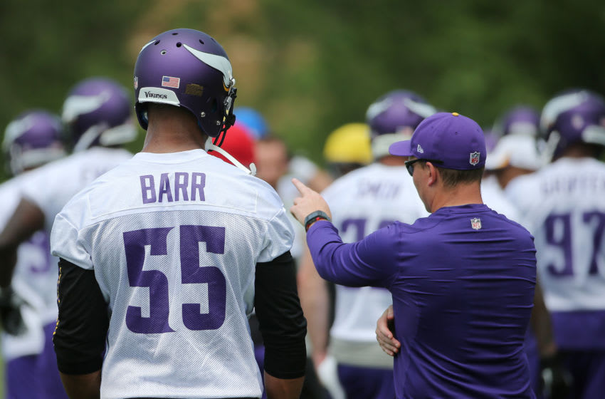 (Photo by Tom Dahlin/Getty Images) Anthony Barr