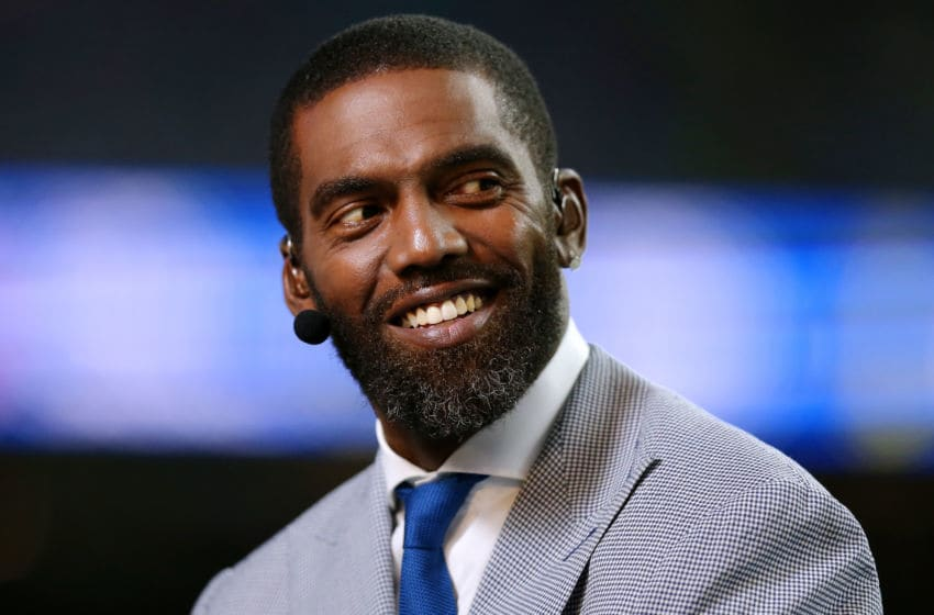 (Photo by Jonathan Bachman/Getty Images) Randy Moss