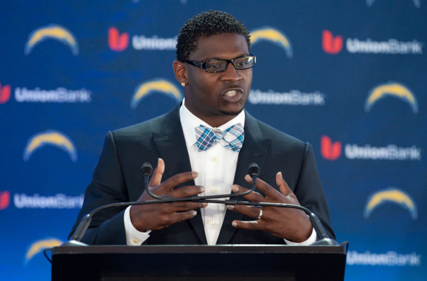 (Photo by Kent C. Horner/Getty Images) LaDainian Tomlinson