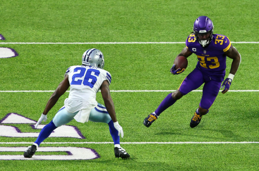 (Photo by Adam Bettcher/Getty Images) Dalvin Cook