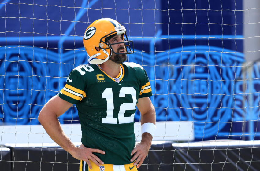 (Photo by Sam Greenwood/Getty Images) Aaron Rodgers