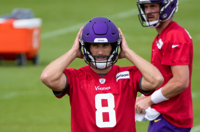 (Photo by Brad Rempel-USA TODAY Sports) Kirk Cousins