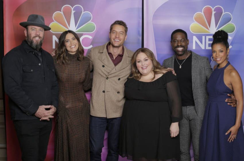 NBCUNIVERSAL EVENTS -- NBCUniversal Press Tour, January 11, 2020 -- Pictured: NBC' s