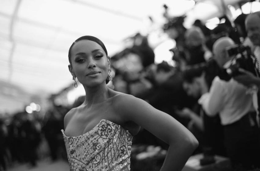 LOS ANGELES, CA - JANUARY 27: (EDITORS NOTE: Image has been shot in black and white. No color version available) Melanie Liburd attends the 25th Annual Screen ActorsGuild Awards at The Shrine Auditorium on January 27, 2019 in Los Angeles, California. 480620 (Photo by Charley Gallay/Getty Images for Turner)