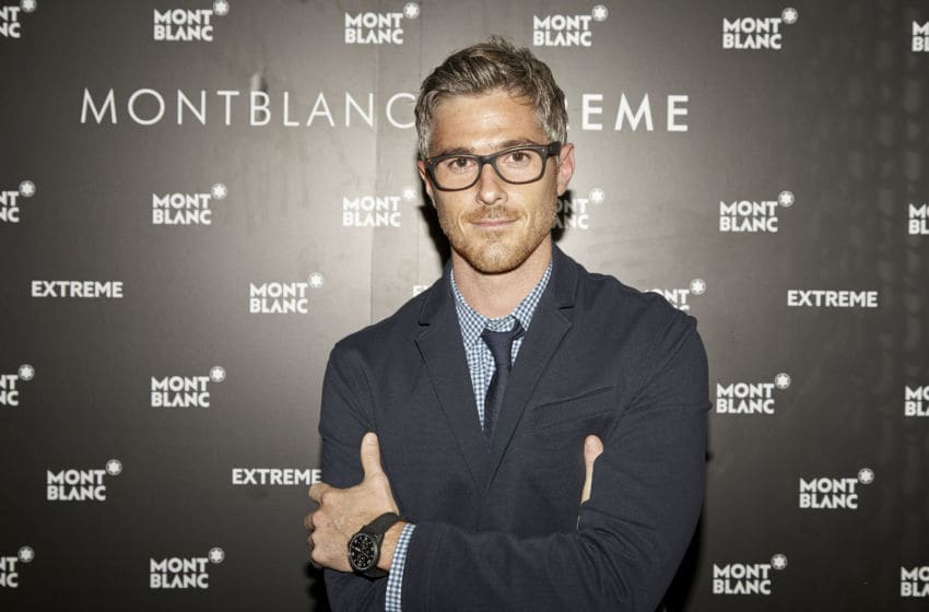 ATLANTA, GA - SEPTEMBER 25: Dave Annable attends the Montblanc celebration for the grand re-opening of the Atlanta Boutique with Kat Graham, Dave Annable and Kristen Ledlow on September 25, 2014 in Atlanta, Georgia. (Photo by Craig Bromley/Getty Images for Montblanc)