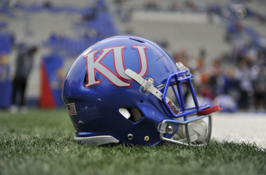 Kansas football (Photo by Ed Zurga/Getty Images)