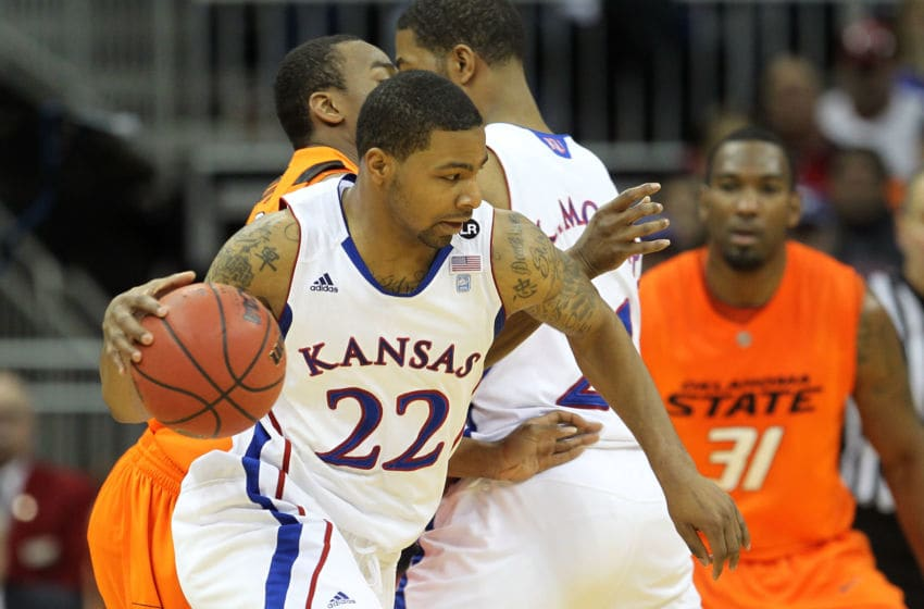 Kansas basketball (Photo by Jamie Squire/Getty Images)