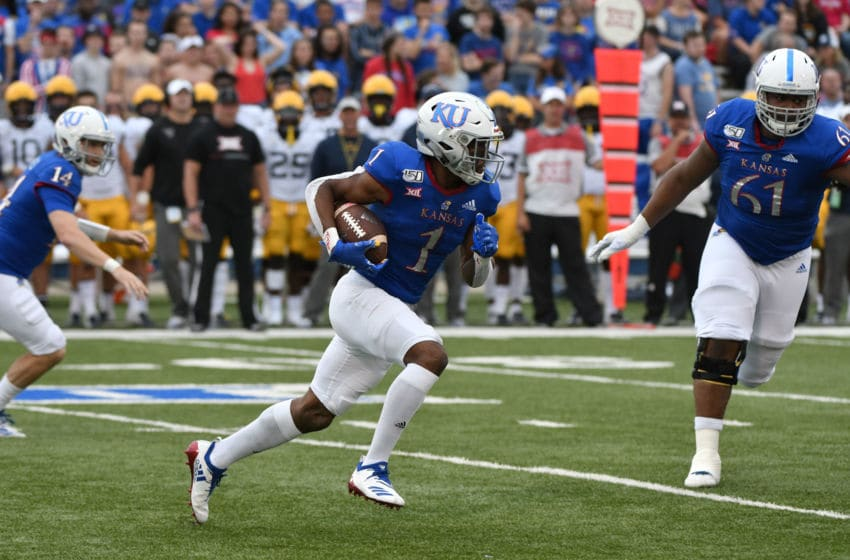 Kansas football(Photo by Ed Zurga/Getty Images)