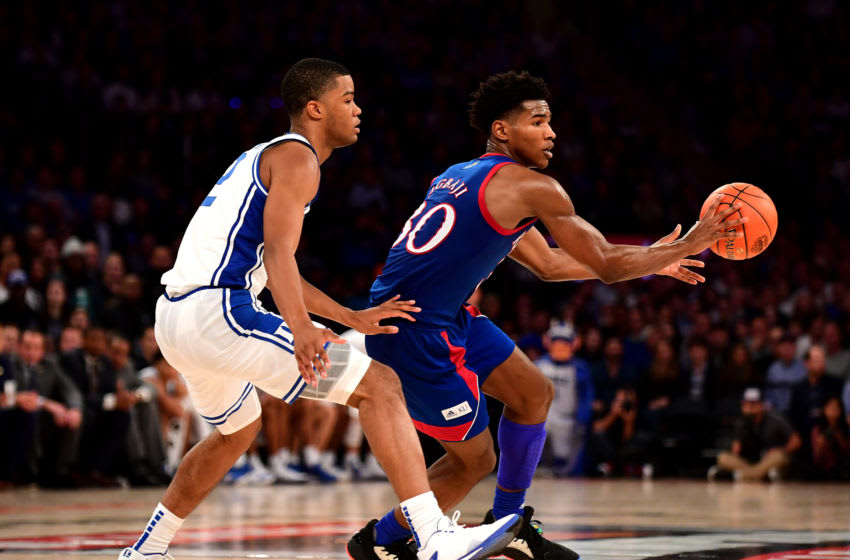 Kansas basketball (Photo by Emilee Chinn/Getty Images)