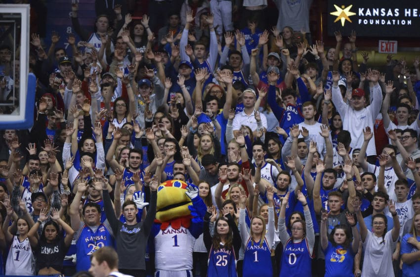 Kansas basketball (Photo by Ed Zurga/Getty Images)