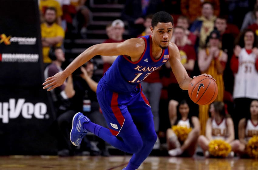Kansas basketball (Photo by David K Purdy/Getty Images)