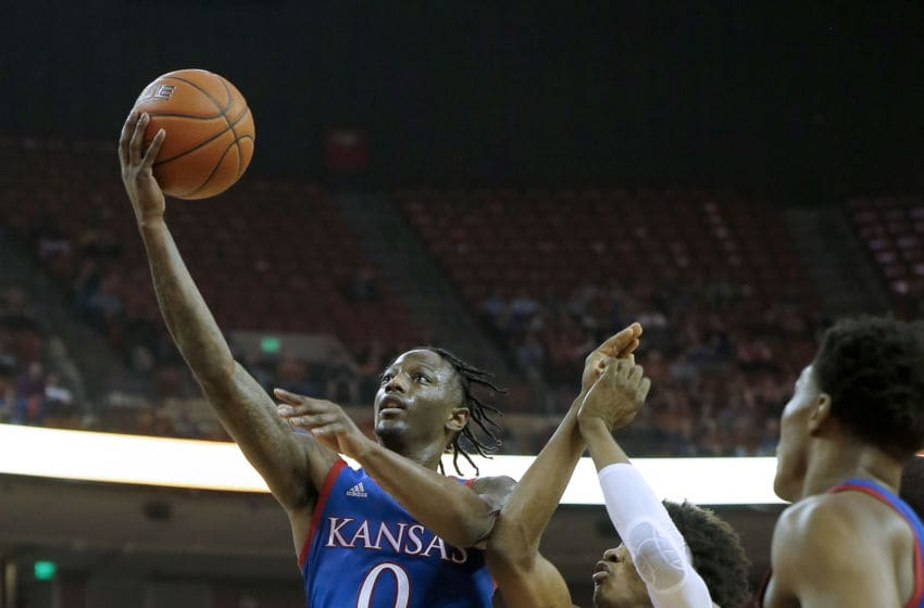 KANSAS BASKETBALL (Photo by Chris Covatta/Getty Images)
