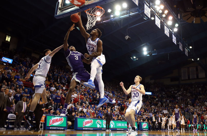 Kansas basketball, KU basketball (Photo by Jamie Squire/Getty Images)