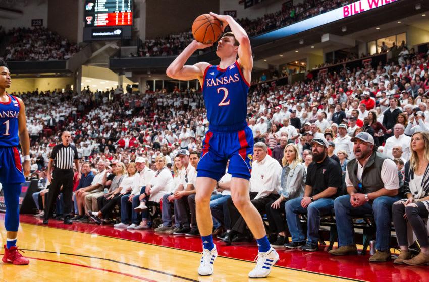 Kansas basketball (Photo by John E. Moore III/Getty Images)