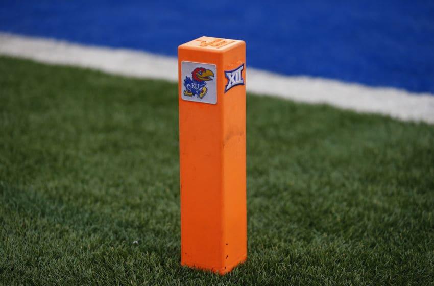 Kansas football (Photo by Ed Zurga/Getty Images)