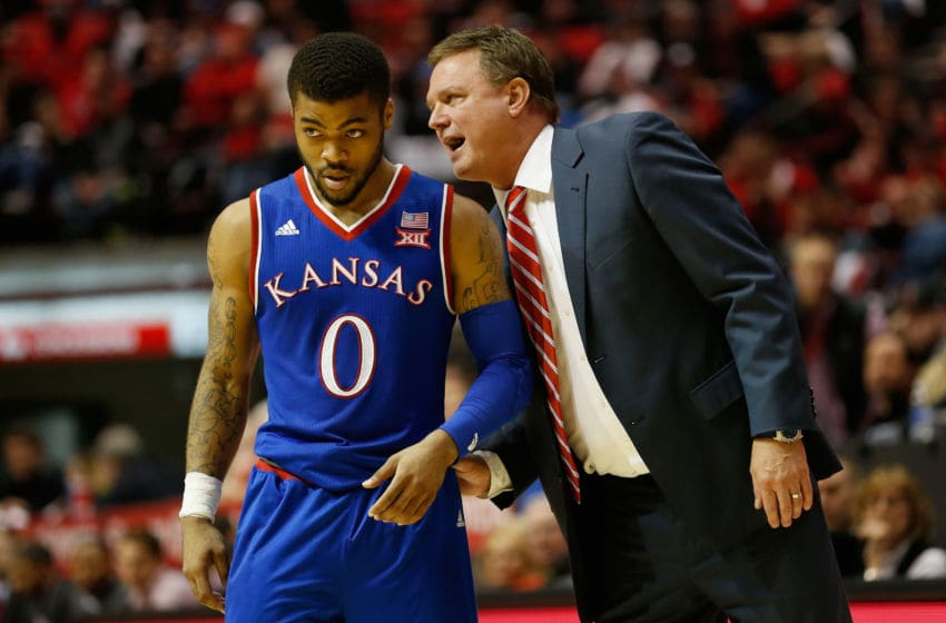 Kansas basketball (Photo by Sean M. Haffey/Getty Images)