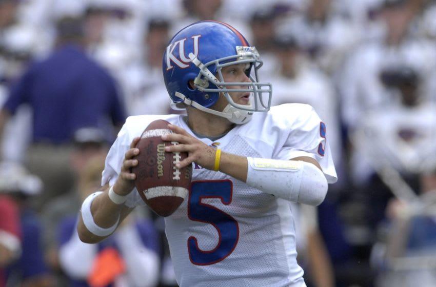 Kansas football (Photo by Peter Aiken/Getty Images)