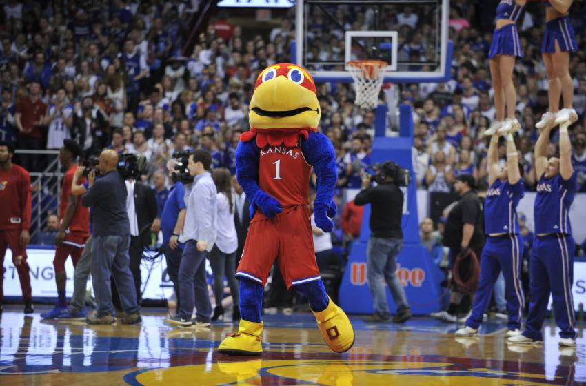 Kansas basketball Photo by Ed Zurga/Getty Images)