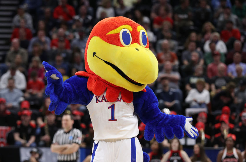 Kansas basketball Photo by Patrick Smith/Getty Images)