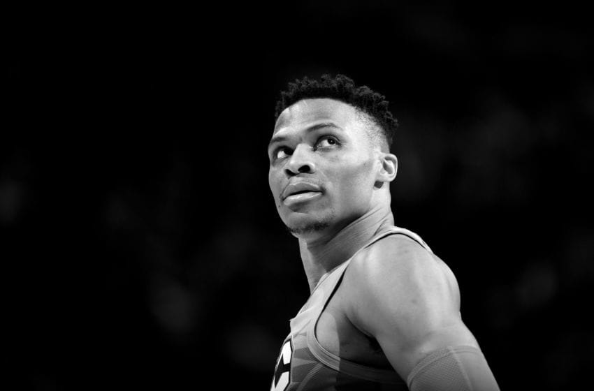 OKC Thunder, Russell Westbrook (Photo by Garrett Ellwood/NBAE via Getty Images)