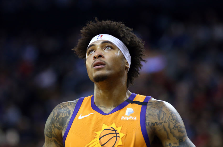 OKC Thunder rade: Kelly Oubre Jr. #3 . (Photo by Vaughn Ridley/Getty Images)