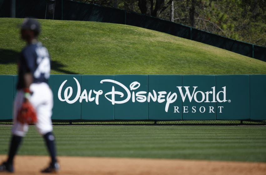 OKC THunder, LAKE BUENA VISTA, FL - MARCH 20: General view of Walt Disney World Resort (Photo by Joe Robbins/Getty Images) *** Local Caption ***