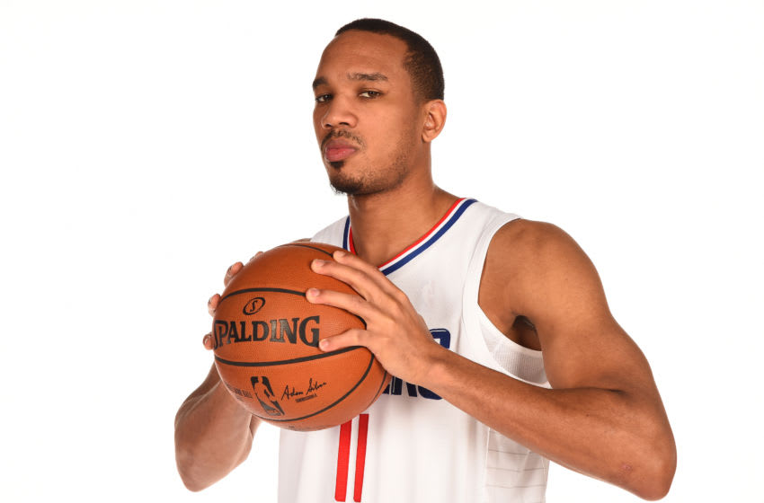 New LA Clipper Avery Bradley is rumored to be a target for Sam Presti and the OKC Thunder. Copyright 2018 NBAE (Photo by Andrew D. Bernstein/NBAE via Getty Images)