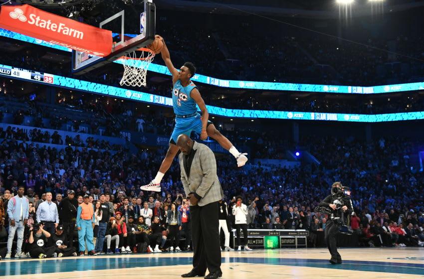 OKC Thunder, Hamidou Diallo (Photo by Jesse D. Garrabrant/NBAE via Getty Images)