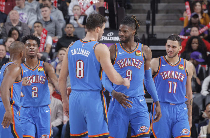 OKC Thunder (Photo by Rocky Widner/NBAE via Getty Images)