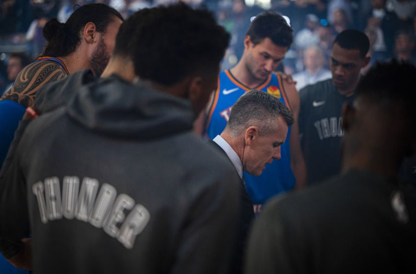 OKC Thunder (Photo by Zach Beeker/NBAE via Getty Images)