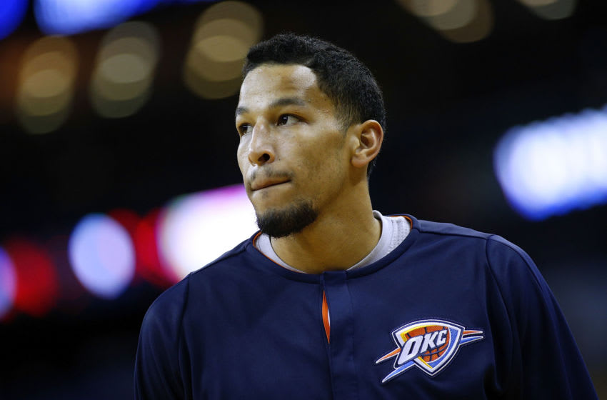 OKC Thunder's Andre Roberson (Photo by Jonathan Bachman/Getty Images)