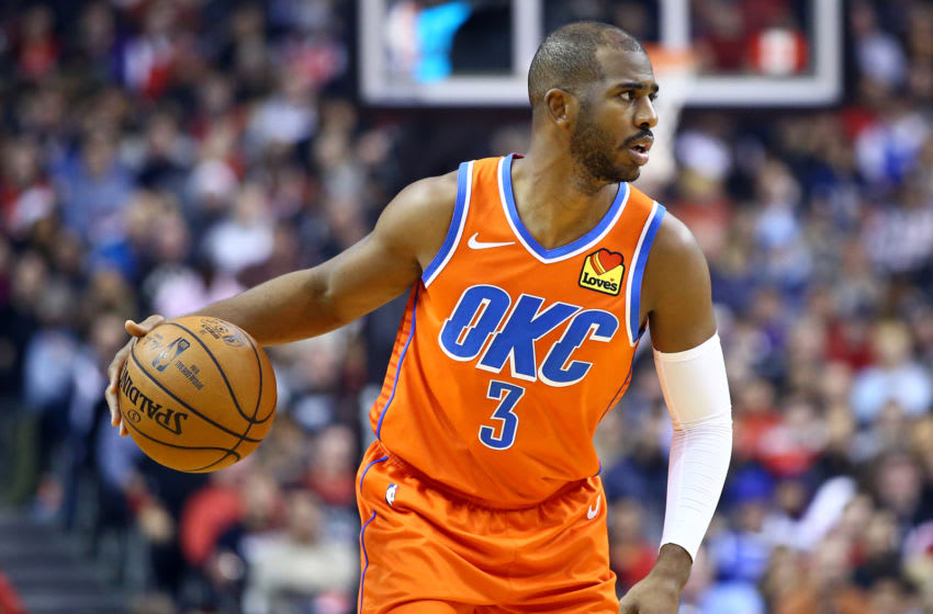 Chris Paul, OKC Thunder (Photo by Vaughn Ridley/Getty Images)