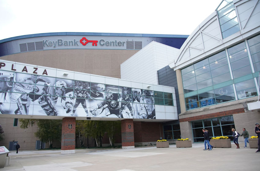 KeyBank Center Buffalo Sabres (Photo by Kevin Hoffman/Getty Images)