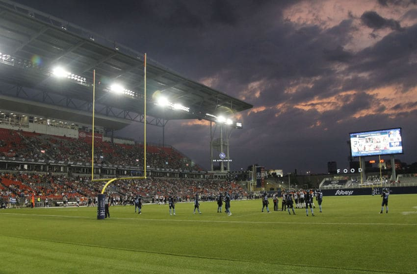Buffalo Bills BMO Field. (Photo by John E. Sokolowski/Getty Images)