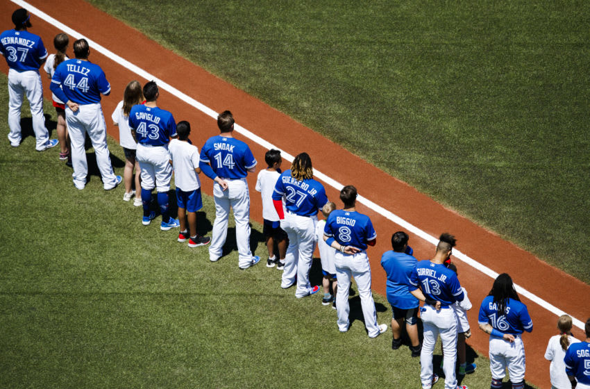 Toronto Blue Jays (Photo by Mark Blinch/Getty Images)