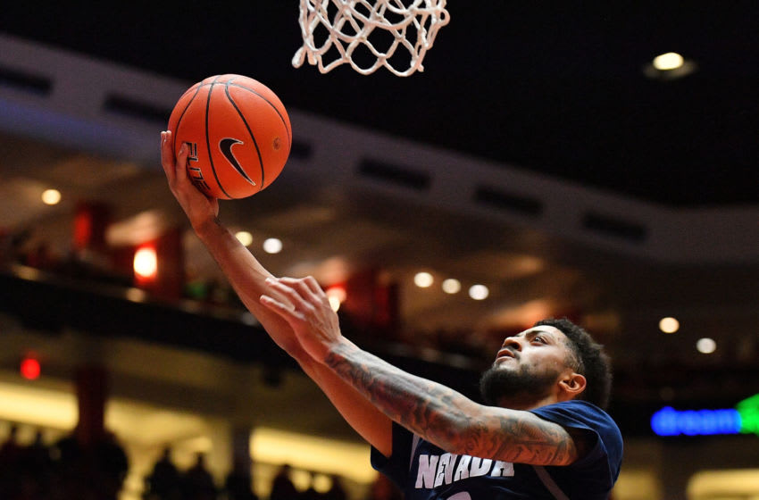 Jalen Harris #2 of the Nevada Wolf Pack. (Photo by Sam Wasson/Getty Images)
