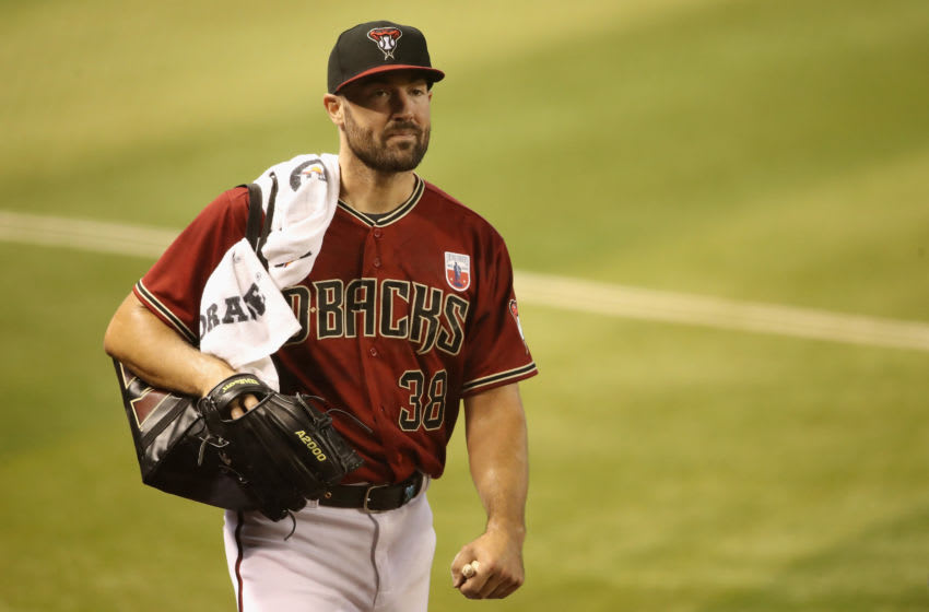 New Toronto Blue Jays pitcher Robbie Ray. (Photo by Christian Petersen/Getty Images)