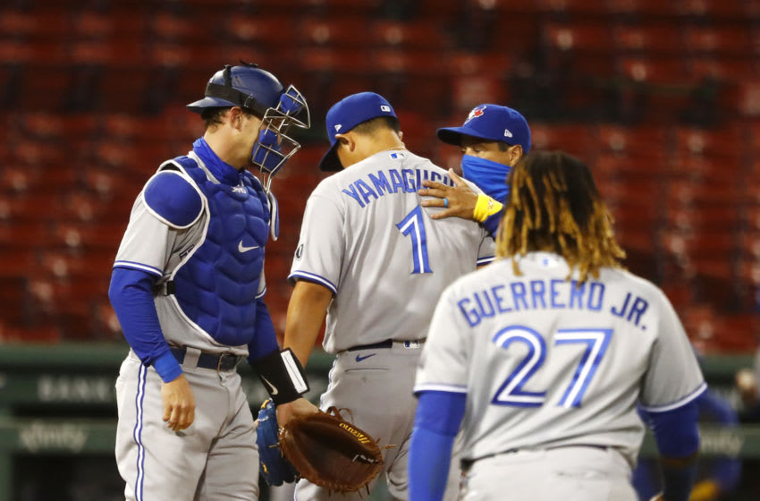 Toronto Blue Jays. (Photo by Omar Rawlings/Getty Images)