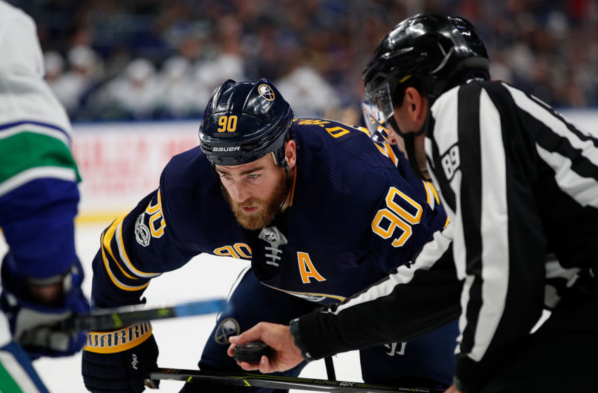 BUFFALO, NY - OCTOBER 20: Ryan O'Reilly