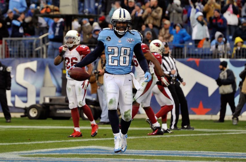 Chris Johnson (Photo by Frederick Breedon/Getty Images)