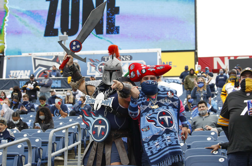 Tennessee Titans (Photo by Frederick Breedon/Getty Images)