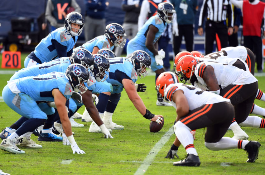 Tennessee Titans (Mandatory Credit: Christopher Hanewinckel-USA TODAY Sports)