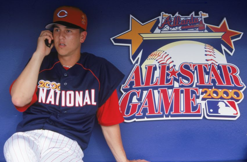 The Atlanta Braves are slated to host the 2021 All-Star Game. Maybe. Mandatory Credit: Jamie Squire /Allsport